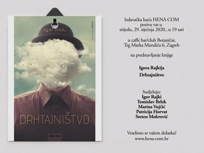 Promocija knjige Igora Rajkija