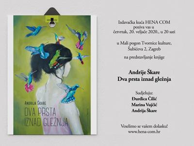 Promocija knjige Andrije Škare
