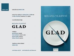 Milana vlaovic-glad mail pozivnica