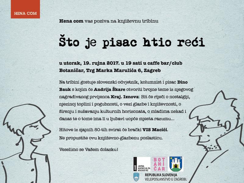 U Hrvatskoj su nekad intelektualna druženja kao dio svakodnevice poticala na razmišljanje o društveno važnim pitanjima.