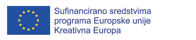 Sufinancirano sredstvima programa Europske unije Kreativna Europa