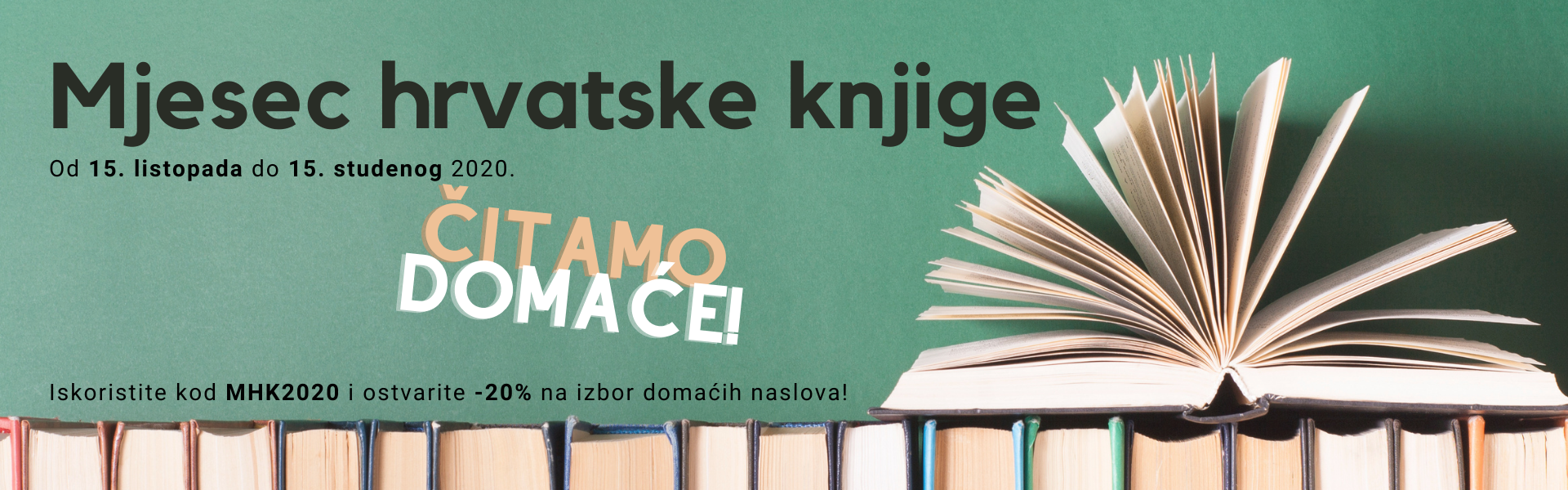 Mjesec hrvatske knjige