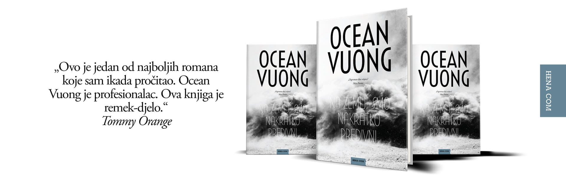 Ocean Vuong, Na zemlji smo nakratko predivni