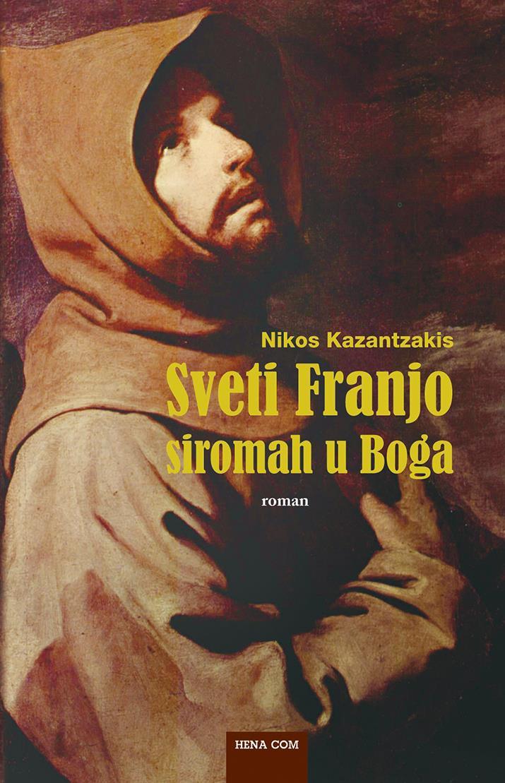 Sveti Franjo siromah u Boga