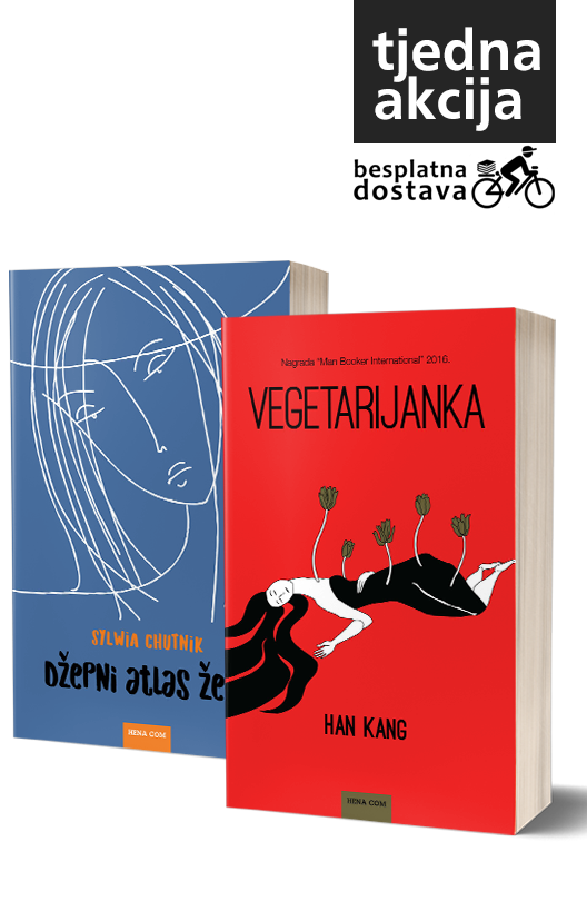 Vegetarijanka / Džepni atlas žena