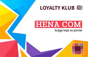HENA COM Klub vjernosti